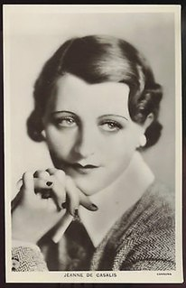 Jeanne de Casalis actress