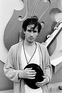 Jeff Buckley American singer, guitarist and songwriter