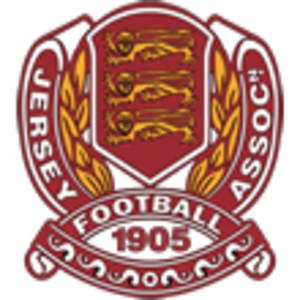 Jersey official football team - Image: Jersey FA