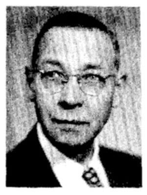 John Bertrand Johnson - John Bertrand Johnson (1887–1970)