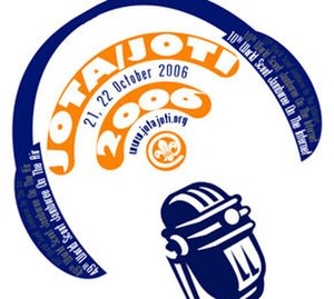 World Scout Jamboree - JOTA/JOTI 2006 Logo