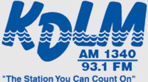 KDLM - Image: KDLM AM1340 93.1FM logo