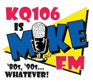 KQTZ - Former 'Mike FM' branding