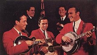 Kentucky Colonels (band) Bluegrass music band