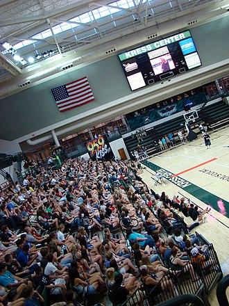 University of Wisconsin–Green Bay - Kress Events Center