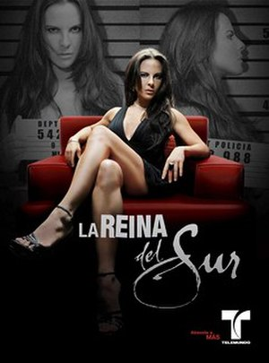 Telenovela - Kate del Castillo starred in La Reina del Sur, one of the world's most successful single telenovelas independently produced in the 2010s.