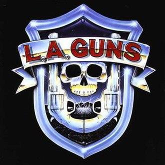 L.A. Guns (album) - Image: Lagunsselftitled