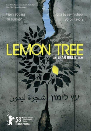 Lemon Tree (film) - Theatrical release poster