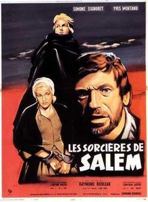 The Crucible (1957 film) - Original film poster.