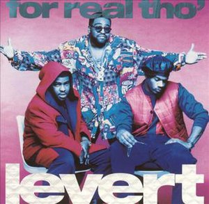 For Real Tho' - Image: Levert For Real Tho album cover
