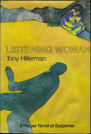 Listening Woman - First edition