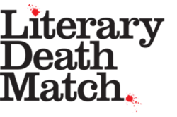 Logo for the Literary Death Match franchise