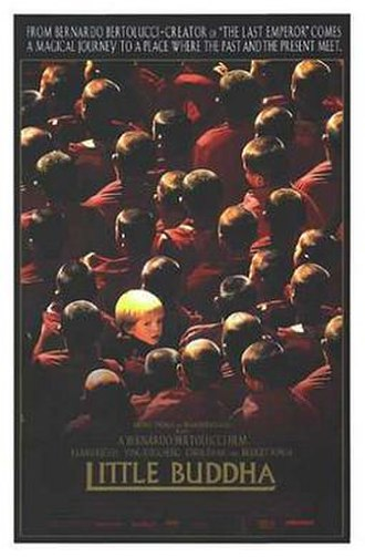 Little Buddha - Theatrical release poster