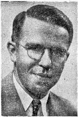 Lloyd Arthur Eshbach - Lloyd Arthur Eshbach c. 1949