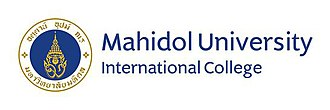 Mahidol University International College - Image: Logo of MUIC 2018