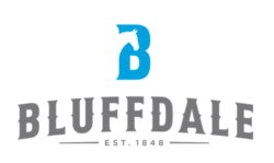 Official logo of Bluffdale, Utah