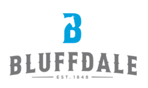 Bluffdale, Utah - Image: Logo of the City of Bluffdale, Utah