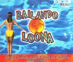 Bailando (Paradisio song) - Image: Loona bailando cover