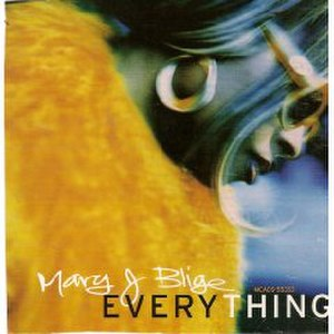Everything (Mary J. Blige song) - Image: MJB—Everything