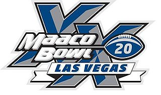 2011 Maaco Bowl Las Vegas annual NCAA football game