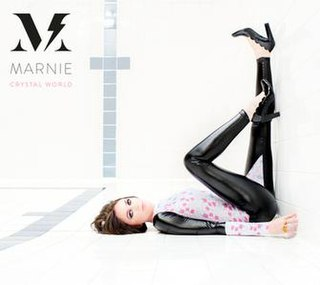 <i>Crystal World</i> 2013 studio album by Marnie