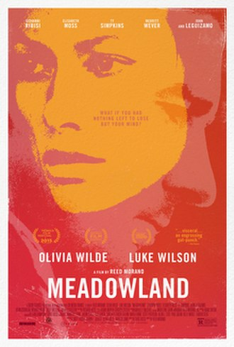 Meadowland (film) - Theatrical release poster