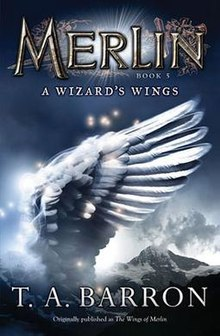 Merlin Book 5 A Wizards Wings Cover Image.jpg