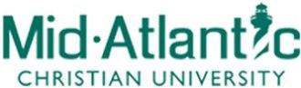 Mid-Atlantic Christian University - Image: Mid Atlantic Christian University