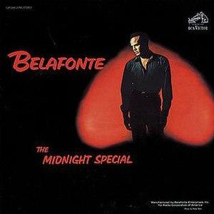 Midnight Special (Harry Belafonte album) - Image: Midnight Special