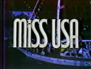 Miss USA 1980