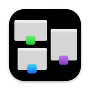 Mission Control (macOS) - Image: Mission Control Icon