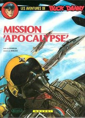 Buck Danny - Image: Mission Apocalypse