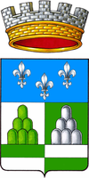 Coat of arms of Monte Porzio