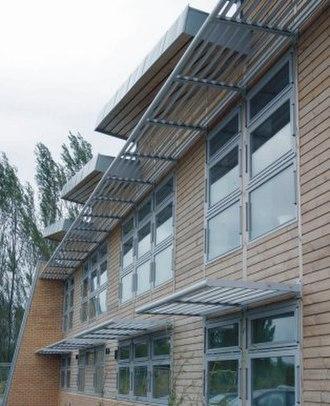 National Energy Foundation - The National Energy Foundation offices in Milton Keynes, England