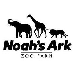 Noahs ark zoo farm wikipedia noahs ark zoo farm logoeg malvernweather Image collections