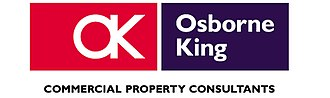 Osborne King - Image: OKMNI 2011 NEWLOGO