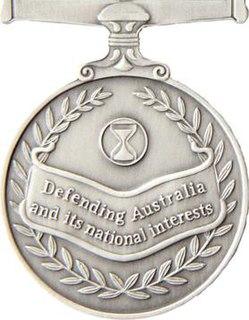 Australian campaign medal