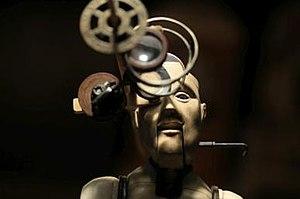 "John Frame (sculptor) - O-man from ""The Tale of the Crippled Boy,"" 2011"