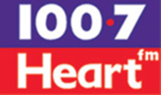 Heart West Midlands - Former logo discontinued in 2004