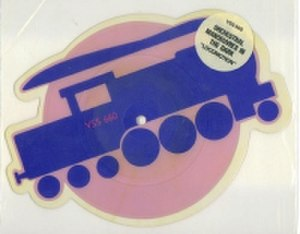 Locomotion (Orchestral Manoeuvres in the Dark song) - Image: Orchestral Manoeuvres in the Dark Locomotion picture disc