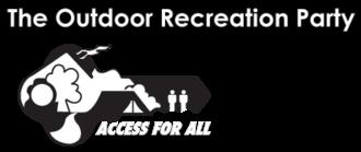 Outdoor Recreation Party - Image: Outdoor Recreation Party logo