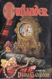 Outlander (novel) - Wikipedia