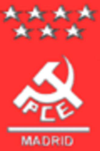 Communist Party of Madrid - PCM logo