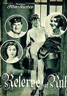 <i>Peace of Mind</i> (film) 1931 film by Max Obal