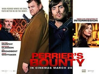 Perrier's Bounty - Theatrical release poster showing original release date