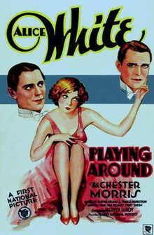 Playing Around 1930 Poster.jpg