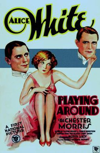 Playing Around - Image: Playing Around 1930 Poster