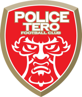 Police Tero F.C. association football club in Bangkok, Thailand