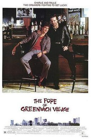 The Pope of Greenwich Village - Image: Pope of greenwich village imp