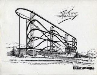 Flashback (Six Flags Magic Mountain)